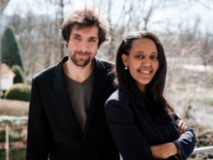 Aida und Tim Glowik, Videografen